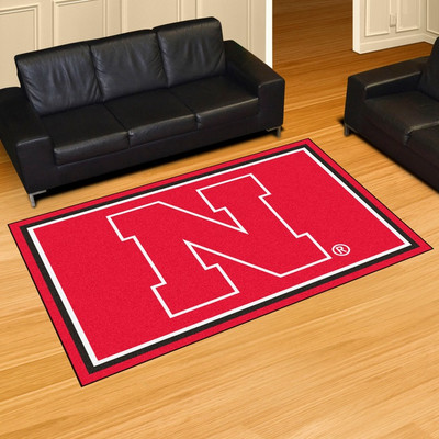 Nebraska Huskers Area Rug 5' x 8' | Fanmats | 6651