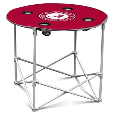 Alabama Crimson Tide Portable Table | Logo Chair | 102-31