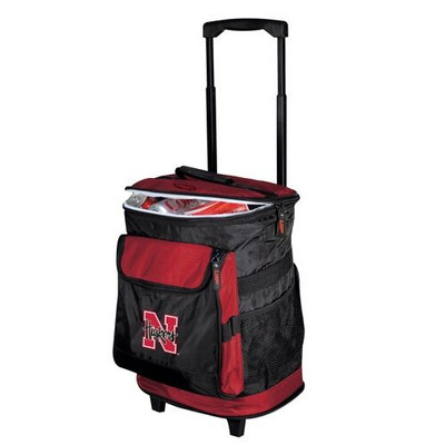 Nebraska Huskers Rolling Cooler | Logo Chair | 182-57