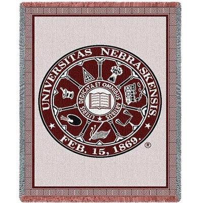Nebraska Huskers Stadium Blanket | Pure Country | 4835-A