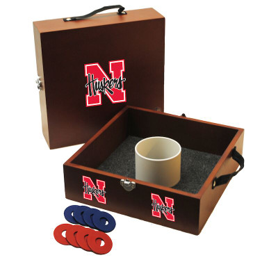 Nebraska Huskers Washer Toss | Wild Sports | WT-D-NEB