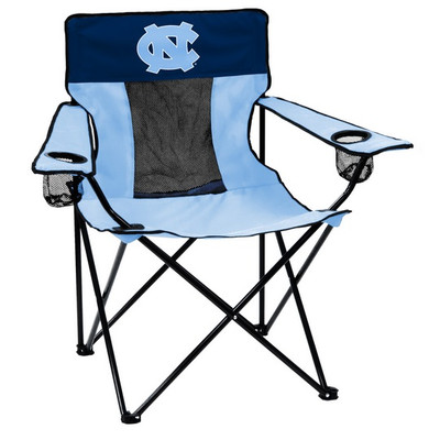 UNC Tar Heels Elite Tailgate Chair | Logo Chair | 185-12E