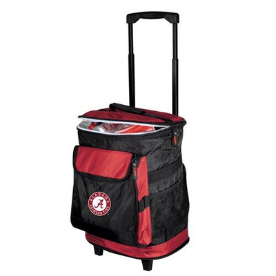 Alabama Crimson Tide Rolling Cooler | Logo Chair | 102-57B-1