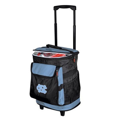 UNC Tar Heels Rolling Cooler | Logo Chair | 185-57B-1