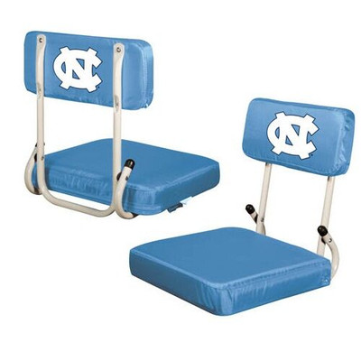 UNC Tar Heels Hard Back Stadium Seat | Logo Chair | 185-94