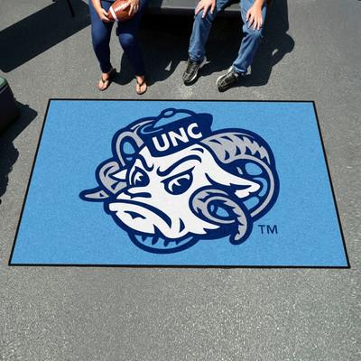 UNC Tar Heels Tailgate Mat Rug | Fanmats | 2401