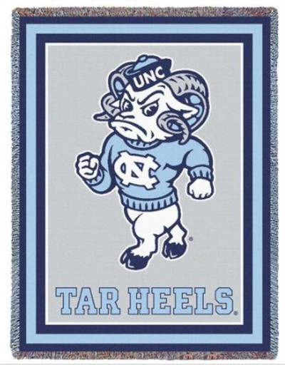 UNC Tar Heels Stadium Blanket | Pure Country | 311-A