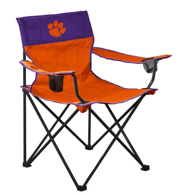 Clemson Tigers  Logo Chair 123-11