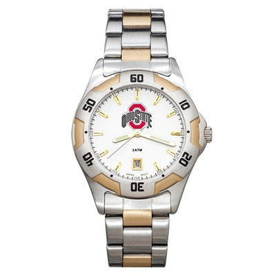 Ohio State Buckeyes Men's All Star Watch | Logo Art | OSU153