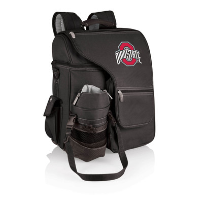 Ohio State Buckeyes Backpack Cooler Turismo | Picnic Time | 641-00-175-442-0