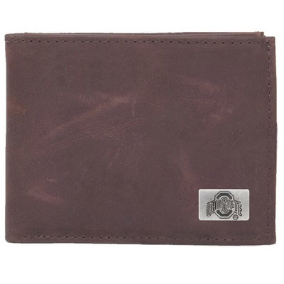 Ohio State Buckeyes Bi-Fold Wallet | Eagles Wings | 2592