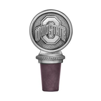 Ohio State Buckeyes Bottle Stopper | Heritage Pewter | BS10175