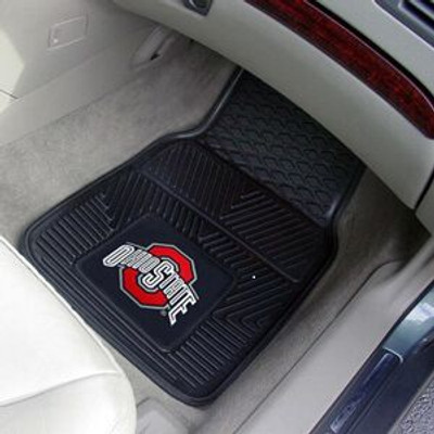 Ohio State Buckeyes Heavy Duty Car Mats | Fanmats | 7924