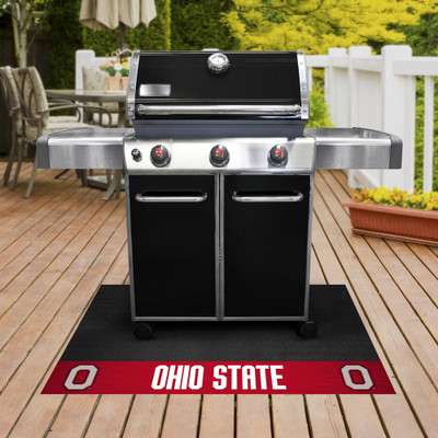 Ohio State Buckeyes Grill Mat | Fanmats | 12109