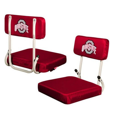 Ohio State Buckeyes Hard Back Stadium Seat | Logo Chair | 191-94
