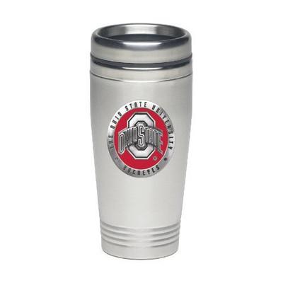 Ohio State Buckeyes Thermal Mug | Heritage Pewter | TD10175E