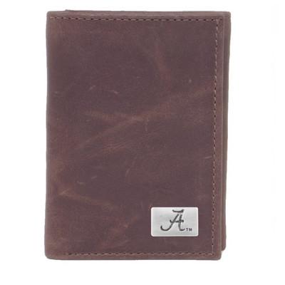Alabama Crimson Tide Tri-Fold Wallet | Eagles Wings | 2494