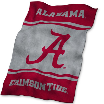 Alabama Crimson Tide Ultrasoft Blanket | Logo Chair | 102-27