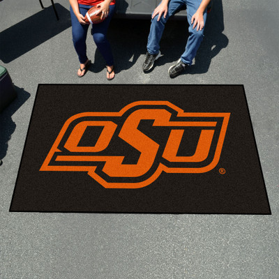 Oklahoma State Cowboys Tailgate Mat Rug | Fanmats | 4132