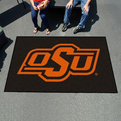 Oklahoma State Cowboys Tailgate Mat Rug | Fanmats | 4132
