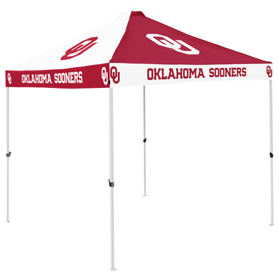 Oklahoma Sooners Tailgate Tent   Logo Chair   192-42C-1
