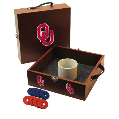 Oklahoma Sooners Washer Toss | Wild Sports | WT-D-OKL