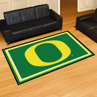 Oregon Ducks Area Rug 5' x 8' | Fanmats | 6789