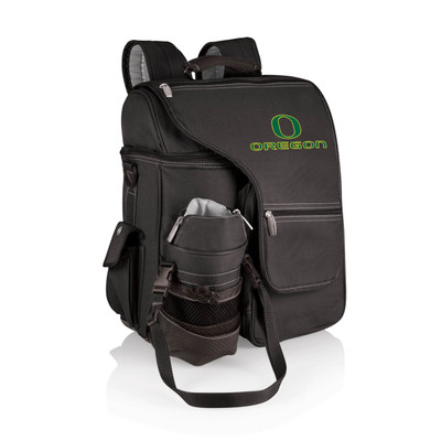 Oregon Ducks Backpack Cooler Turismo | Picnic Time | 641-00-175-474-0