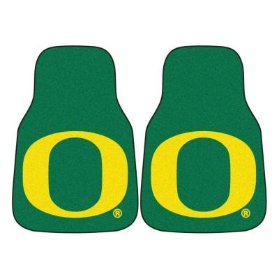 Oregon Ducks Carpet Floor Mats | Fanmats | 5474