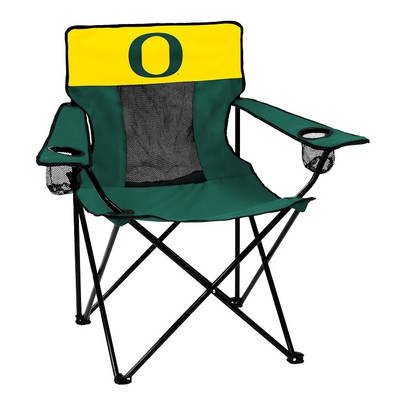 Oregon Ducks Elite Tailgate Chair | Logo Chair | 194-12E