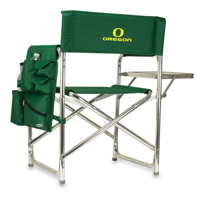 Oregon Ducks Sports Chair | Picnic Time | 809-00-121-474-0