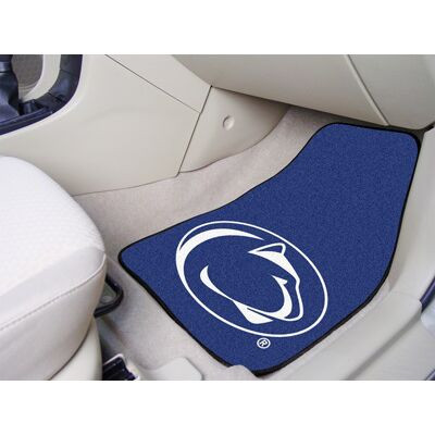 Penn State Nittany Lions Carpet Floor Mats | Fanmats | 5296