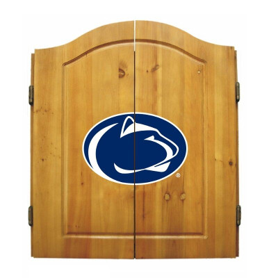 Penn State Nittany Lions Dart Board Cabinet | Imperial International | 58-4017