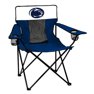 Penn State Nittany Lions Elite Tailgate Chair | Logo Chair | 196-12E