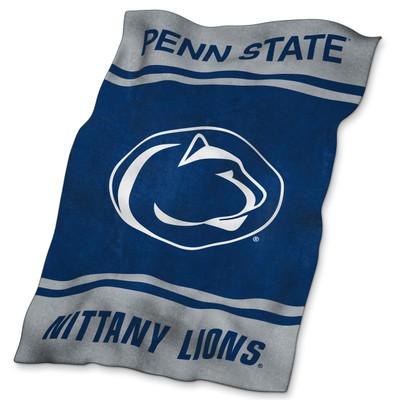 Penn State Nittany Lions Ultrasoft Blanket | Logo Chair | 196-27