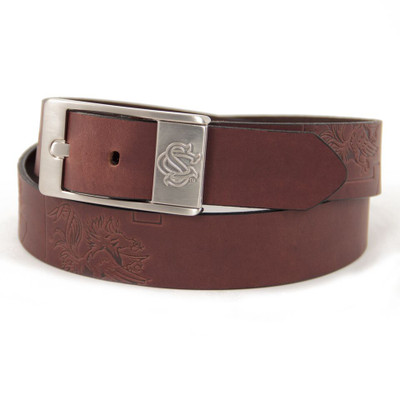 South Carolina Gamecocks Brandish Brown Belt | Eagles Wings | 9215-