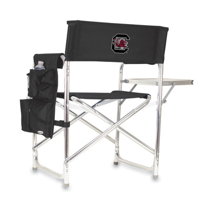 South Carolina Gamecocks Sports Chair | Picnic Time | 809-00-179-524-0