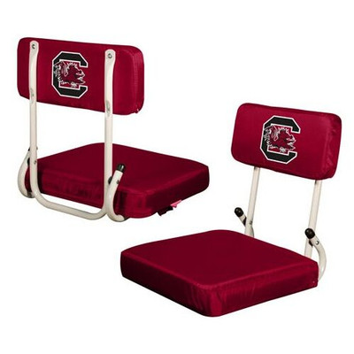 South Carolina Gamecocks Hard Back Stadium Seat | Logo Chair | 208-94