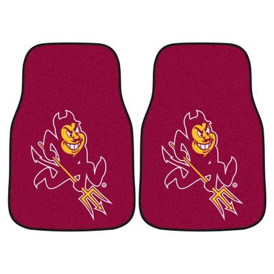 Arizona State Sun Devils Carpet Floor Mats | Fanmats | 5185