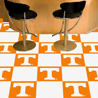 Tennessee Volunteers Carpet Tiles | Fanmats | 8535