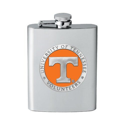 Tennessee Volunteers Flask | Heritage Pewter | FFS10115E