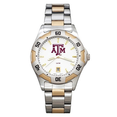 Texas A&M Aggies Men's All Pro Watch | Logo Art | TAM153