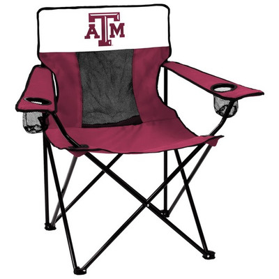 Texas A&M Aggies Elite Tailgate Chair | Logo Chair | 219-12E