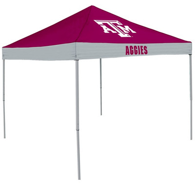 Texas A&M Aggies Canopy Tailgate Tent | Logo Chair | 219-39E