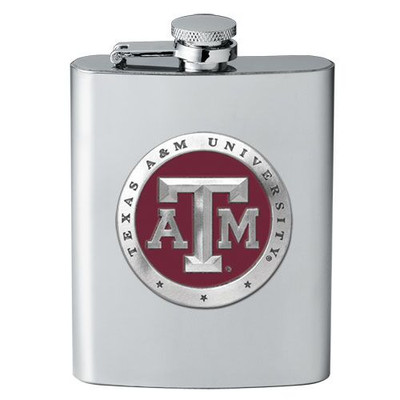Texas A&M AggiesFlask | Heritage Pewter | FFS10126E