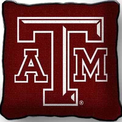 Texas A&M Aggies Throw Pillow | Pure Country | 4631-P
