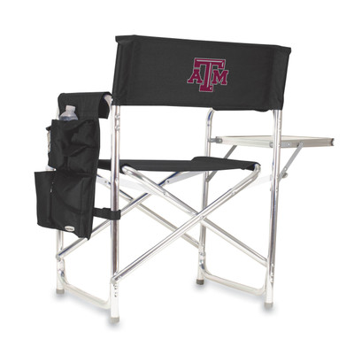 Texas A&M Aggies Sports Chair | Picnic Time | 809-00-179-564-0