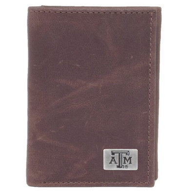 Texas A&M Aggies Tri-Fold Wallet | Eagles Wings | 2568