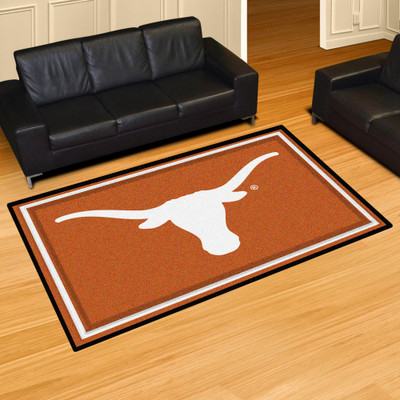 Texas Longhorns Area Rug 5' x 8' | Fanmats | 6309