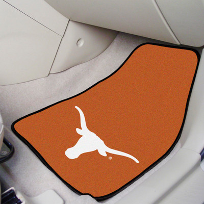 Texas Longhorns Carpet Floor Mats | Fanmats | 5641